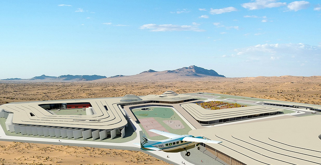 Tourism Resort & Cultural Center in Outapi - Namibia