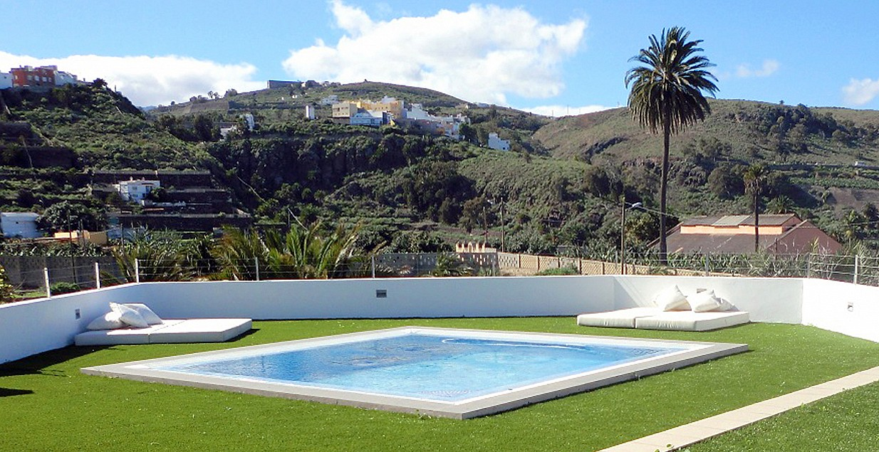 Villa Refurbishment in Arucas, Gran Canaria - Spain