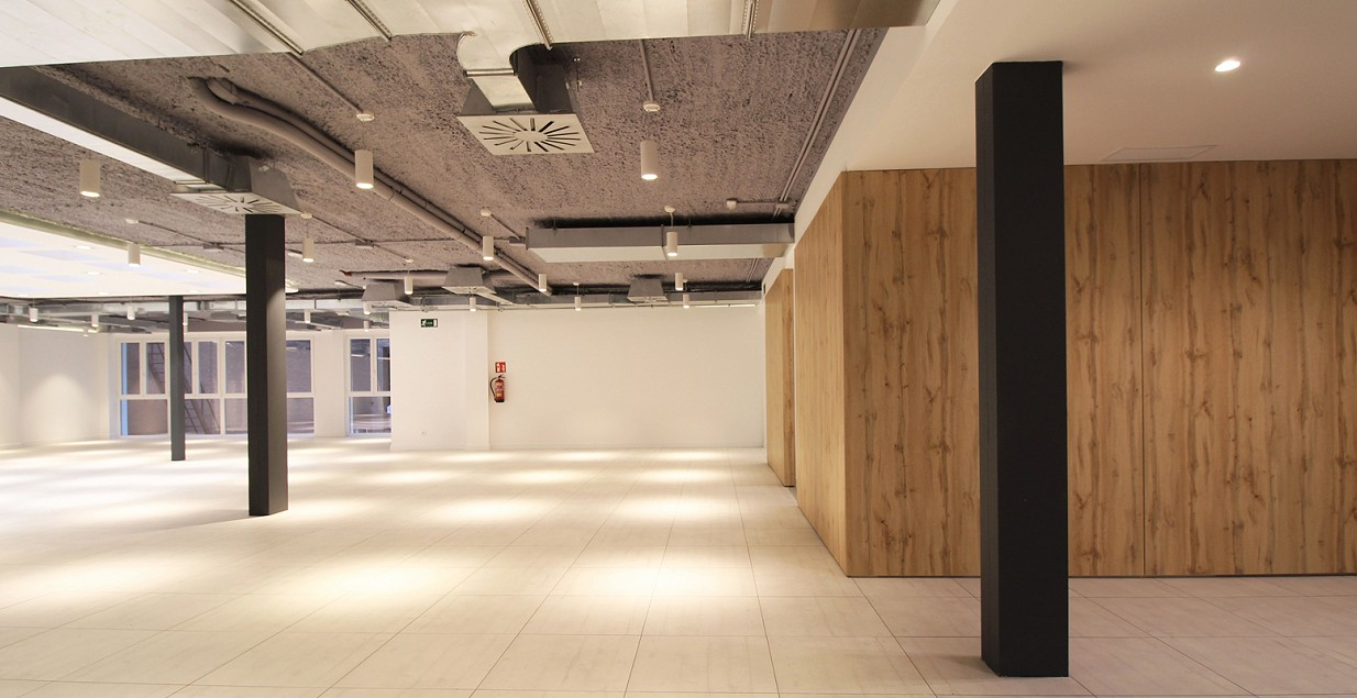 Coworking offices in Madrid - Spain