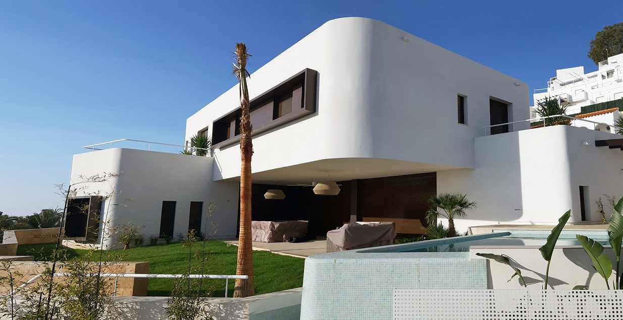 Private Villa in Almería -Spain