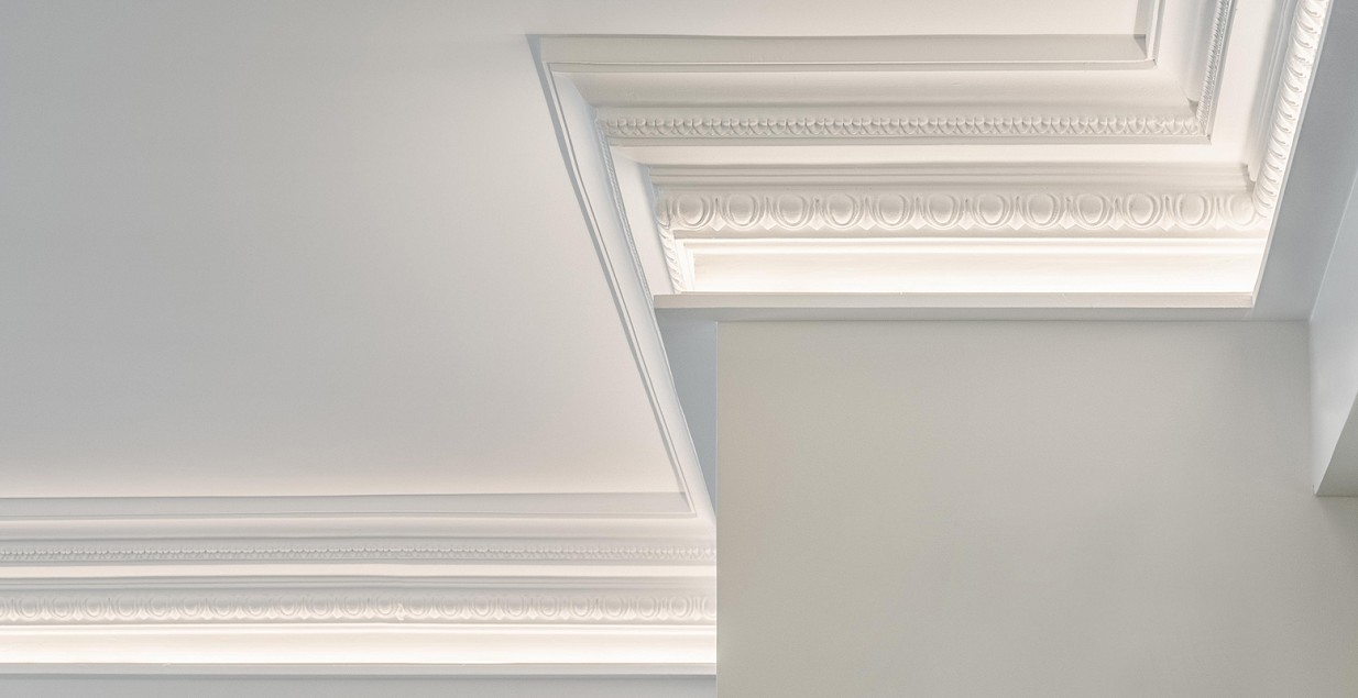Original mouldings restoration