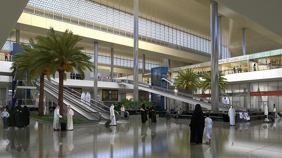 Riyadh Railway Station Renovation & Upgrading – Saudi Arabia